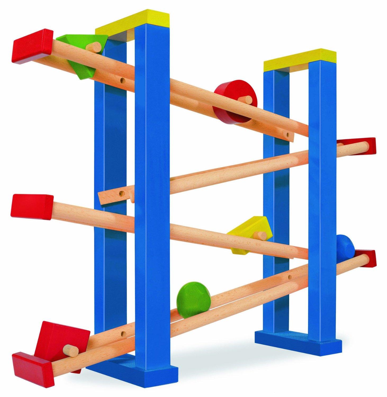 Circuit vertical lemn