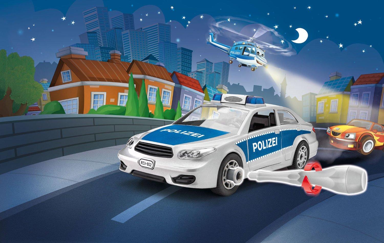 Junior Kit Masina Politie 5
