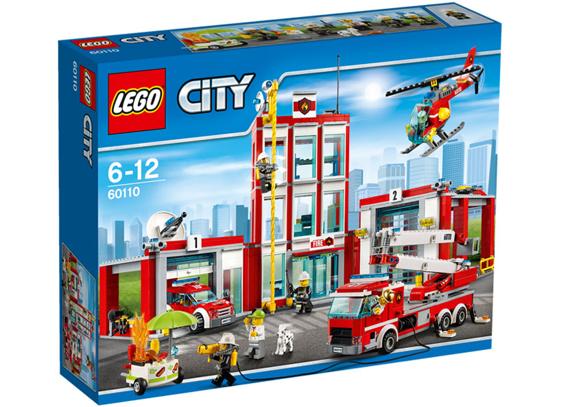 lego-city-remiza-de-pompieri-60110