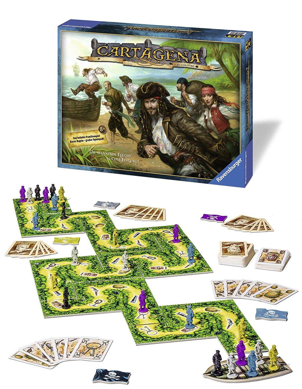 Cartagena Ravensburger Boardgame 2