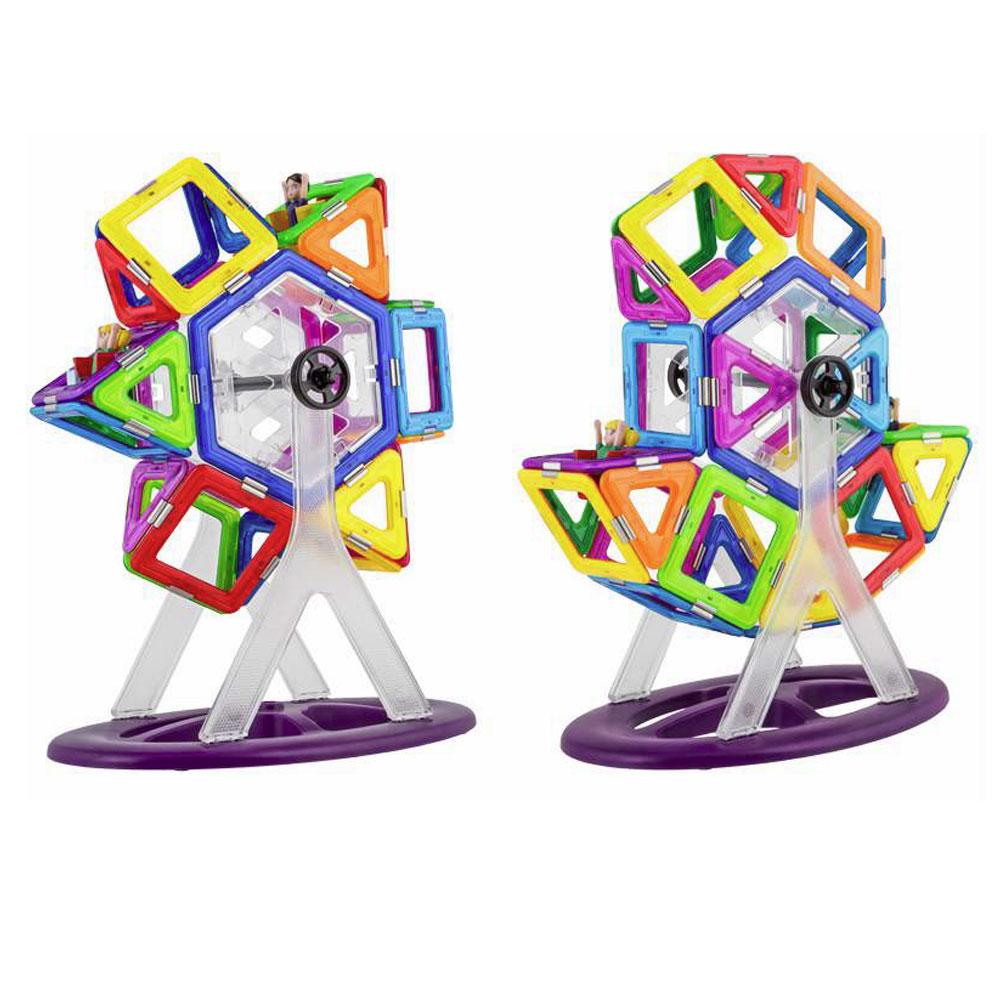 3D-Magspace-Carnival-Parcul-de-Distractii-jucarie-magnetica-2