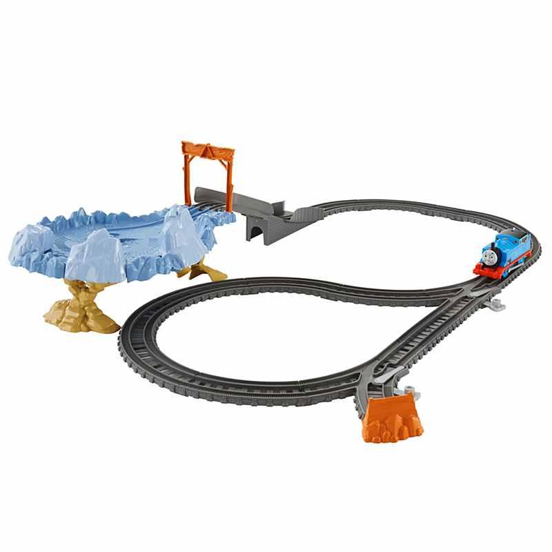 Thomas si prietenii Trackmaster - Prapastia periculoasa DFM51 - 3