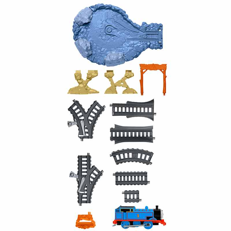 Thomas si prietenii Trackmaster - Prapastia periculoasa DFM51 - 6