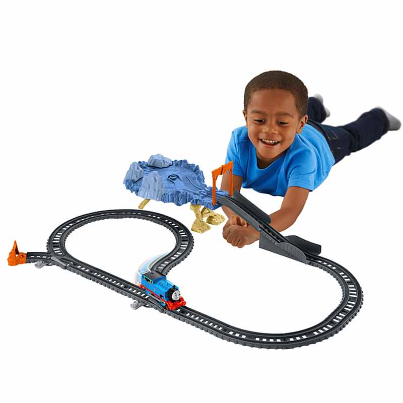 Thomas si prietenii Trackmaster - Prapastia periculoasa DFM51