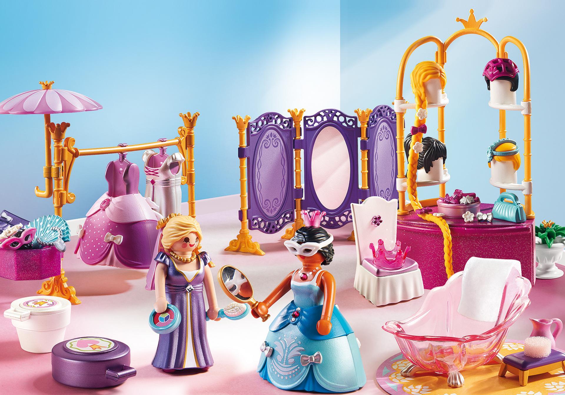 Garderoba cu Salon - Playmobil Princess 6850 i2