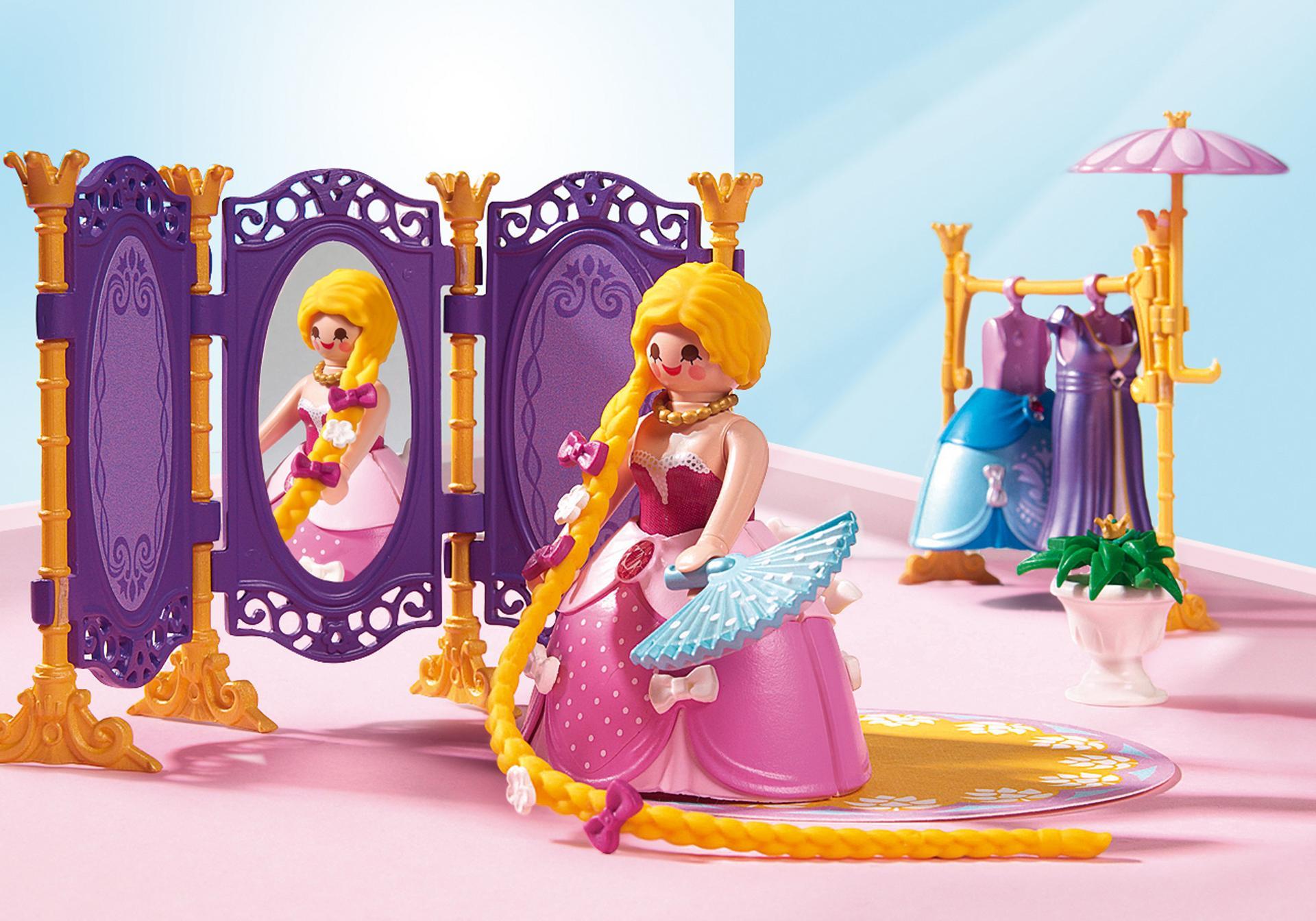 Garderoba cu Salon - Playmobil Princess 6850 i3