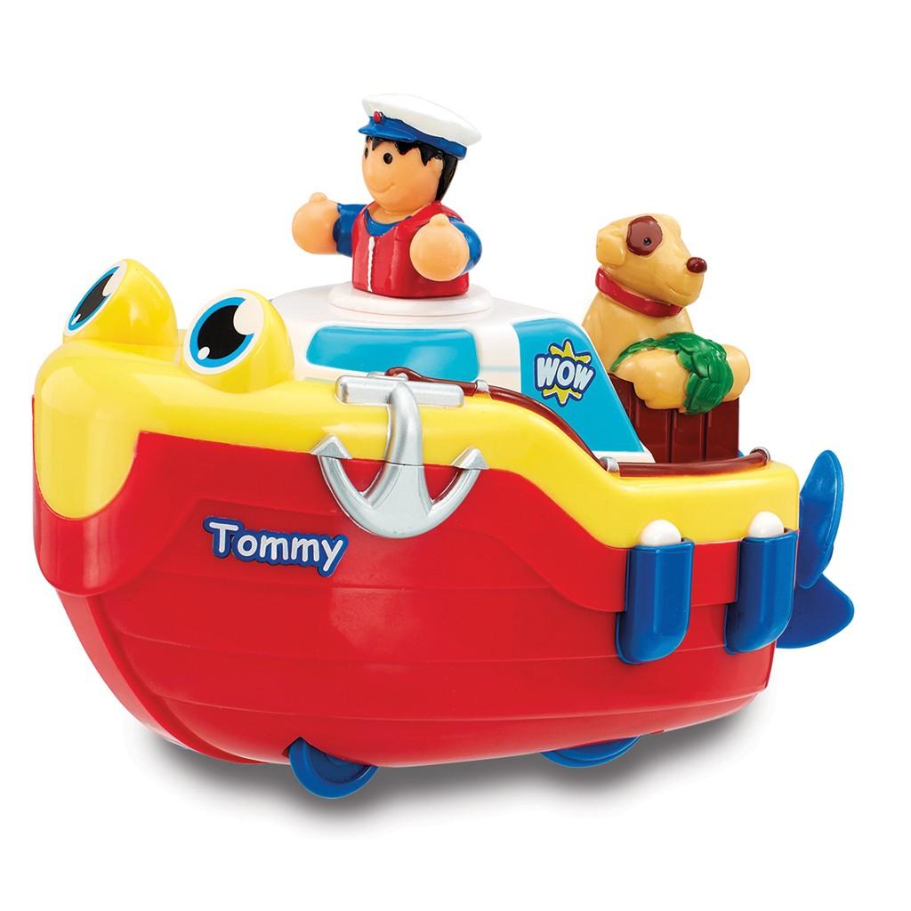 Tommy Barca Buclucasa jucarie de baie Wow