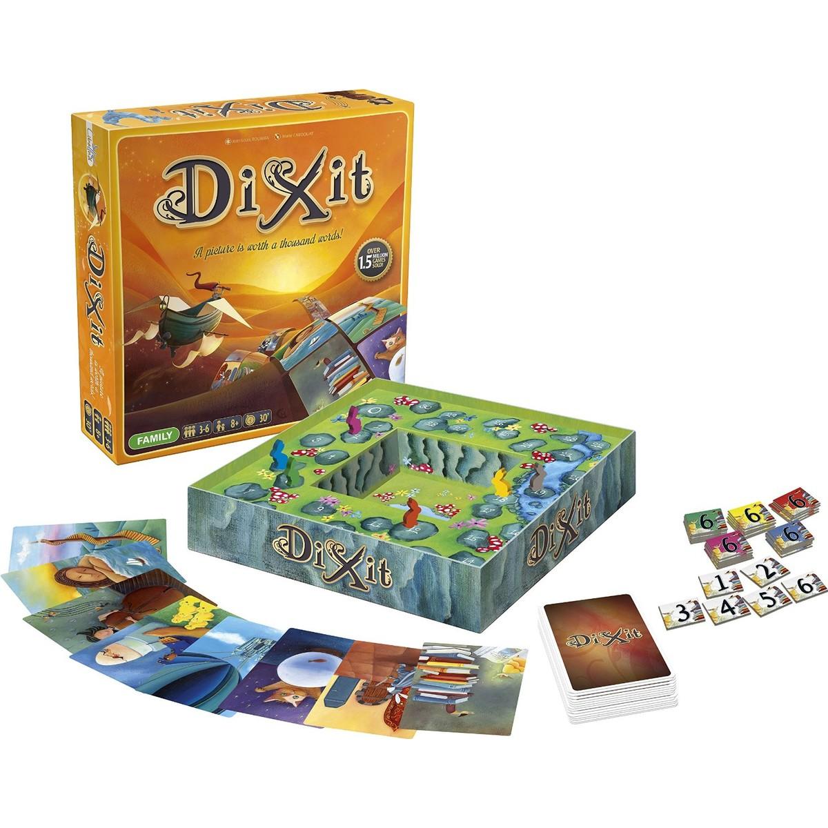 Dixit Joc Boardgame creativitate Libellud 2