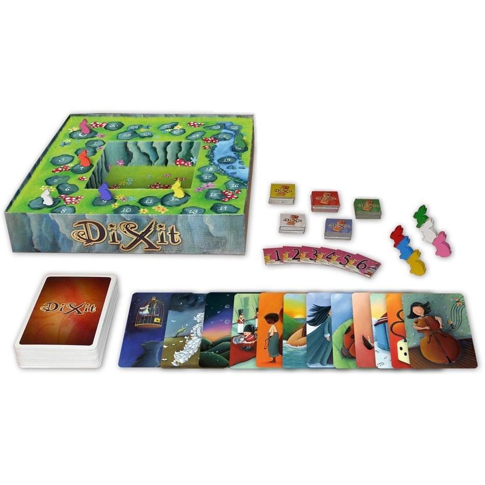 Dixit Joc Boardgame creativitate Libellud 3