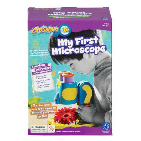 Geosafari - Primul meu Microscop