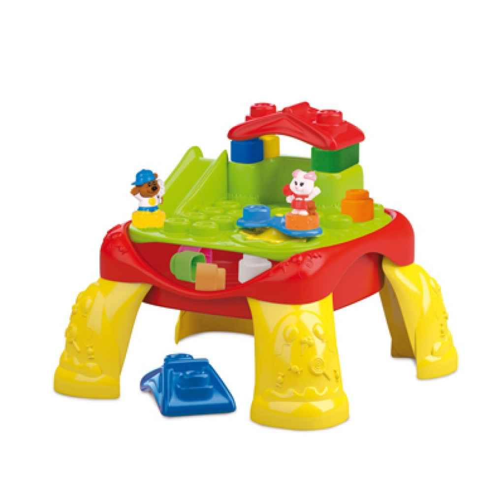 Masuţa de Joaca Happy Table jucarie baby clemmy celementoni 3