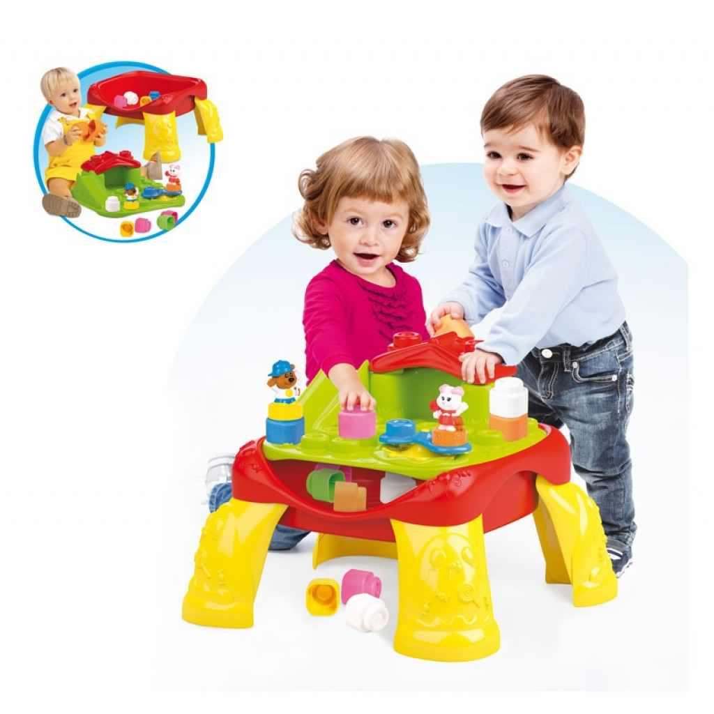 Masuţa de Joaca Happy Table jucarie baby clemmy celementoni