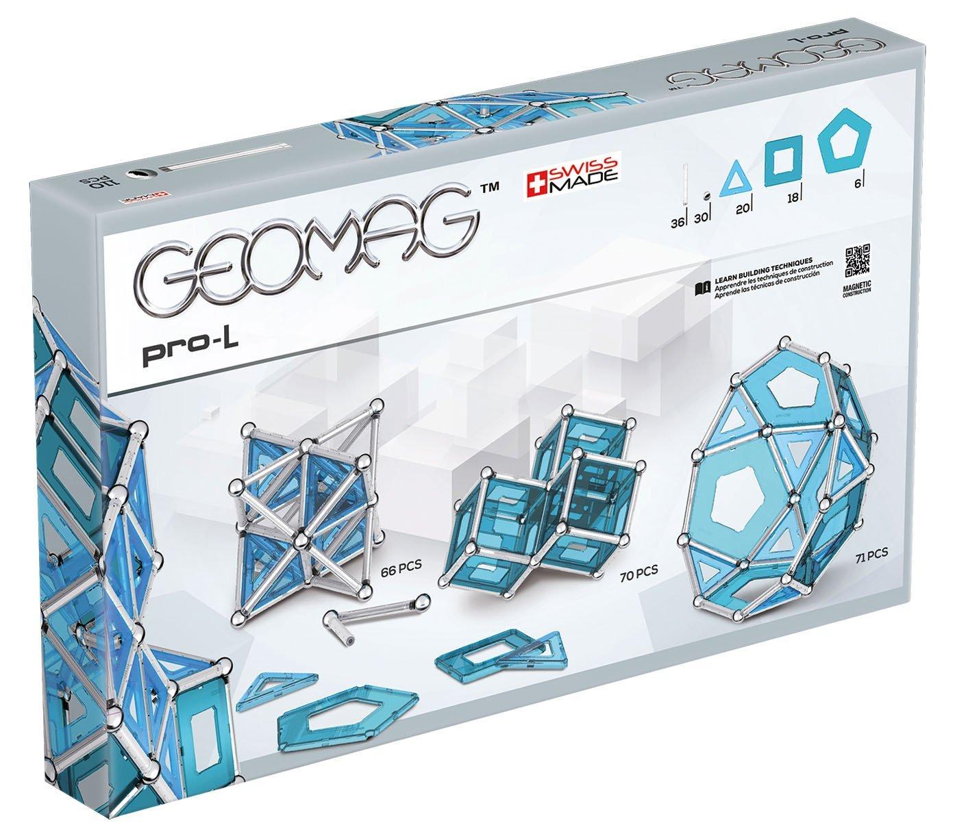 Geomag original Pro L 110 - Jucarie magnetica STEM 2