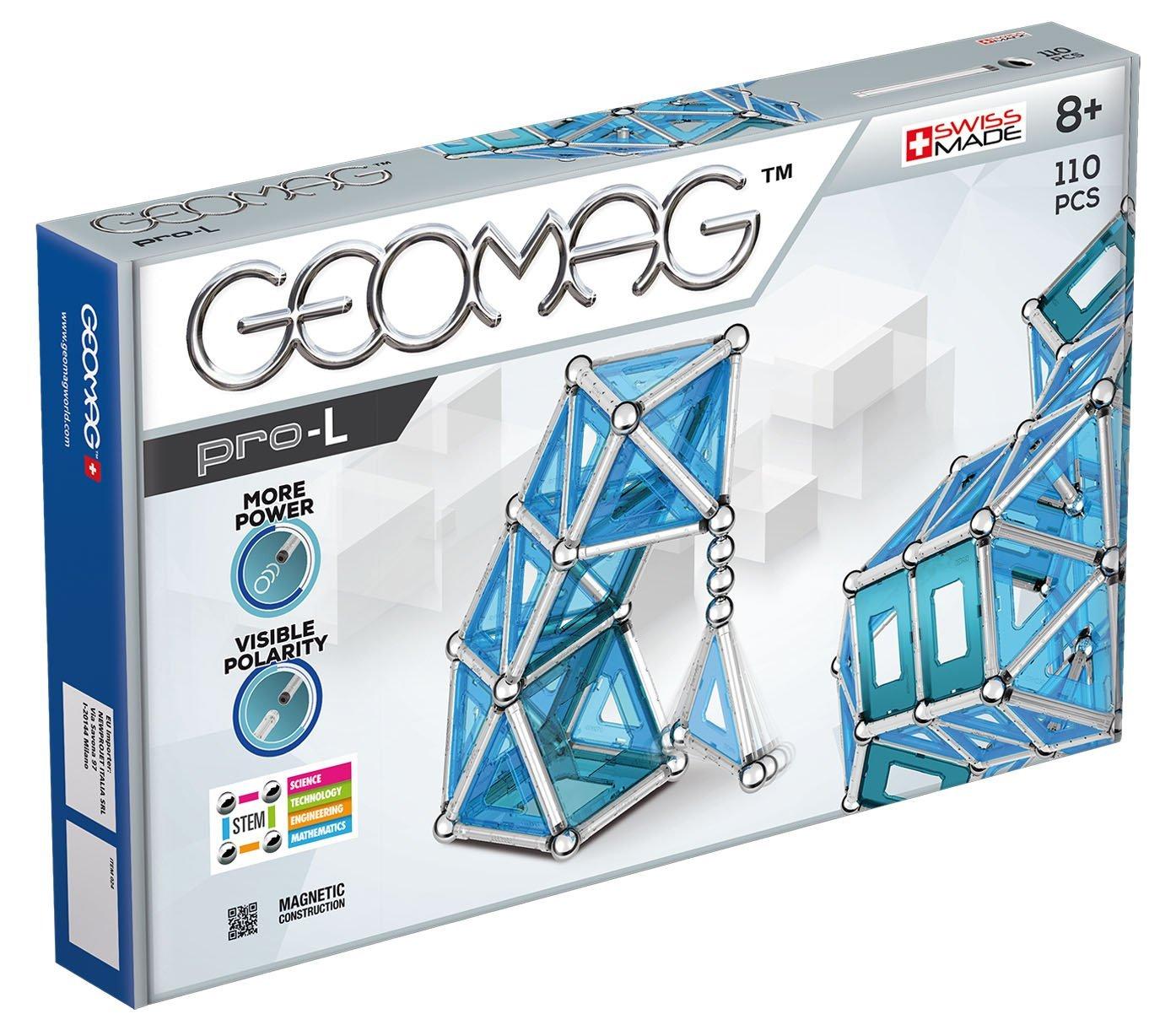 Geomag original Pro L 110 - Jucarie magnetica STEM