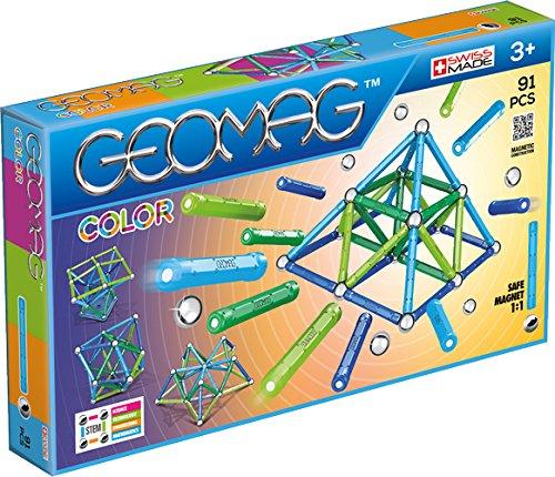 Geomag original color 91 - Jucarie magnetica STEM 0