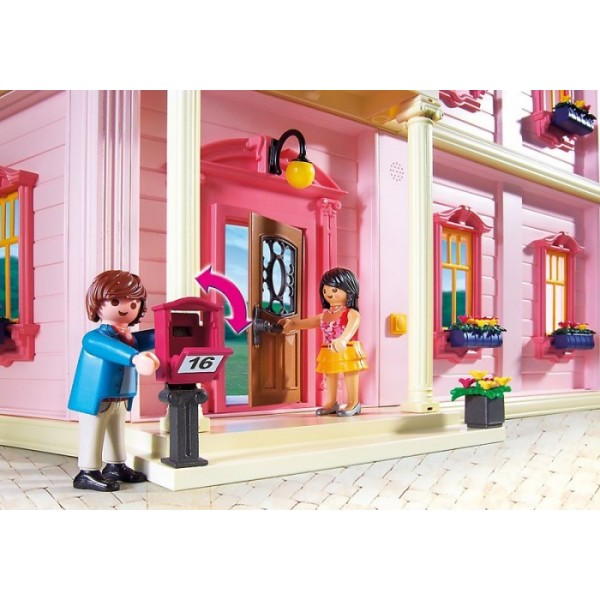 CASA-PAPUSII-PM5303-Playmobil-Dollhouse-1