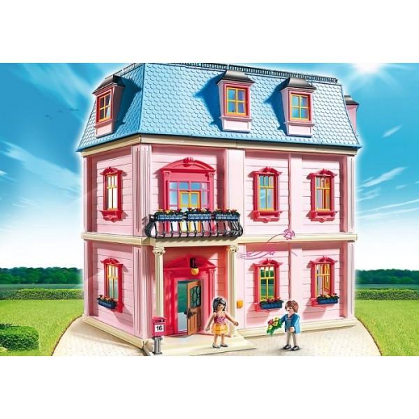 CASA-PAPUSII-PM5303-Playmobil-Dollhouse-2