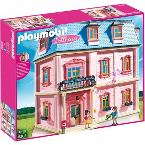 CASA-PAPUSII-PM5303-Playmobil-Dollhouse