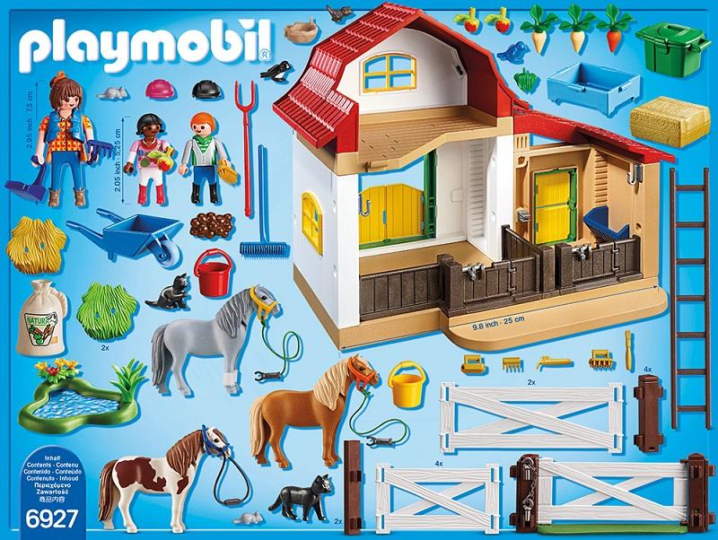 Ferma-Poneilor-PM6927-Playmobil-Pony-Farm-1