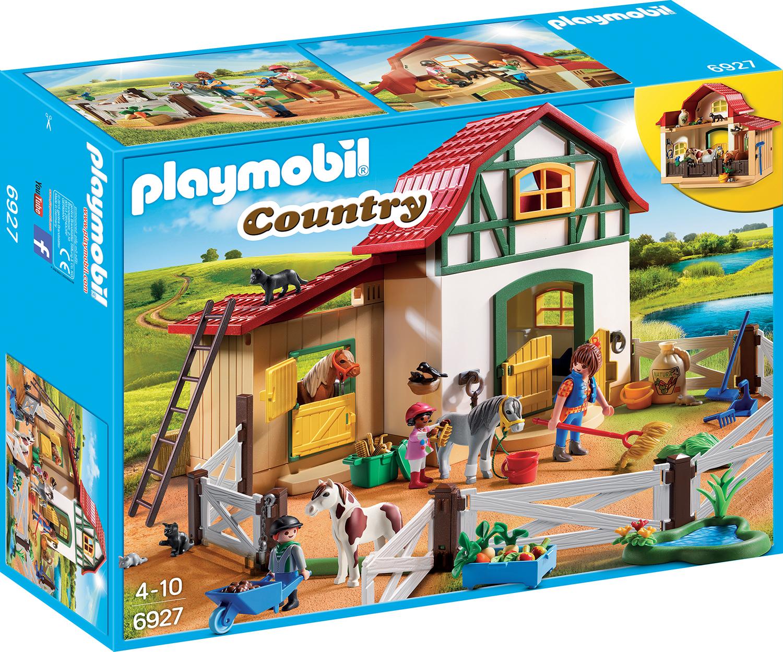 Ferma-Poneilor-PM6927-Playmobil-Pony-Farm