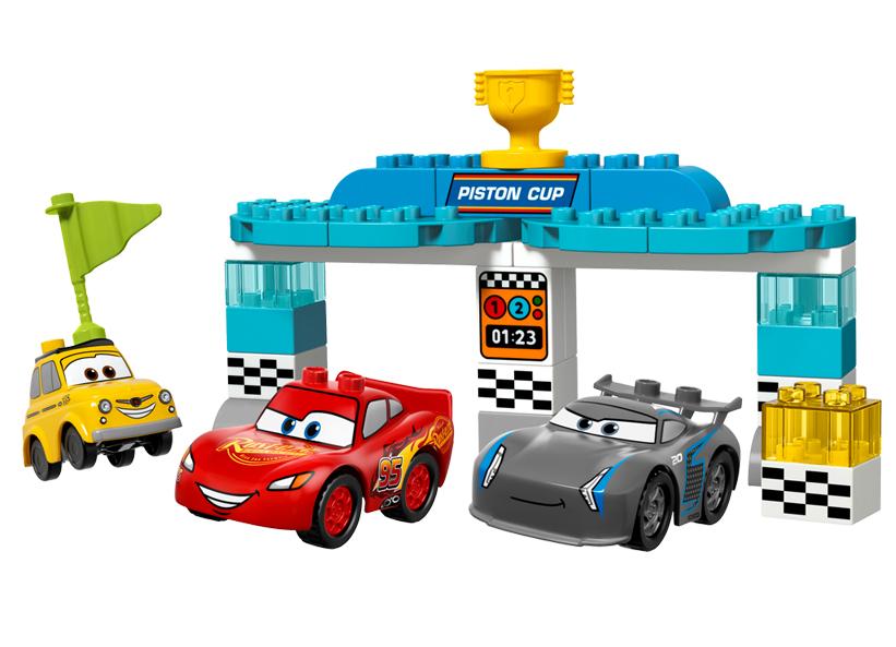 LEGO-Cursa-pentru-Cupa-Piston-10857-LEGO-DUPLO-1
