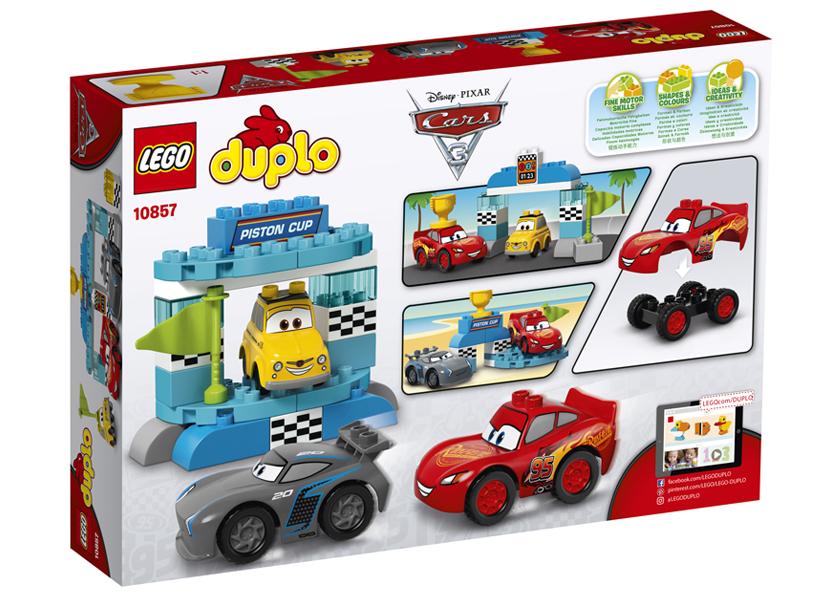 LEGO-Cursa-pentru-Cupa-Piston-10857-LEGO-DUPLO