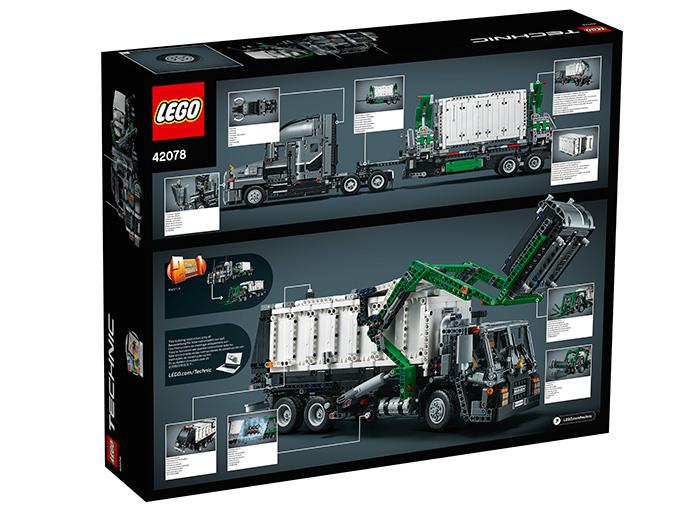LEGO-Mack-Anthem-42078-LEGO-Technic-1