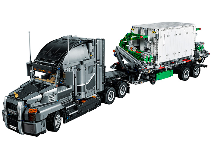 LEGO-Mack-Anthem-42078-LEGO-Technic