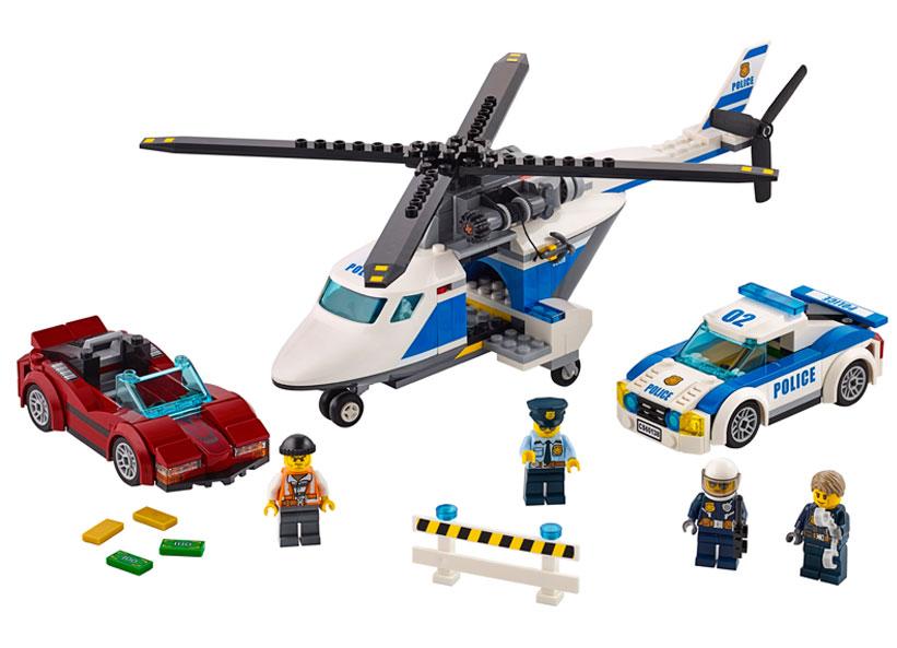 LEGO-Urmarire-de-mare-viteza-60138-LEGO-City