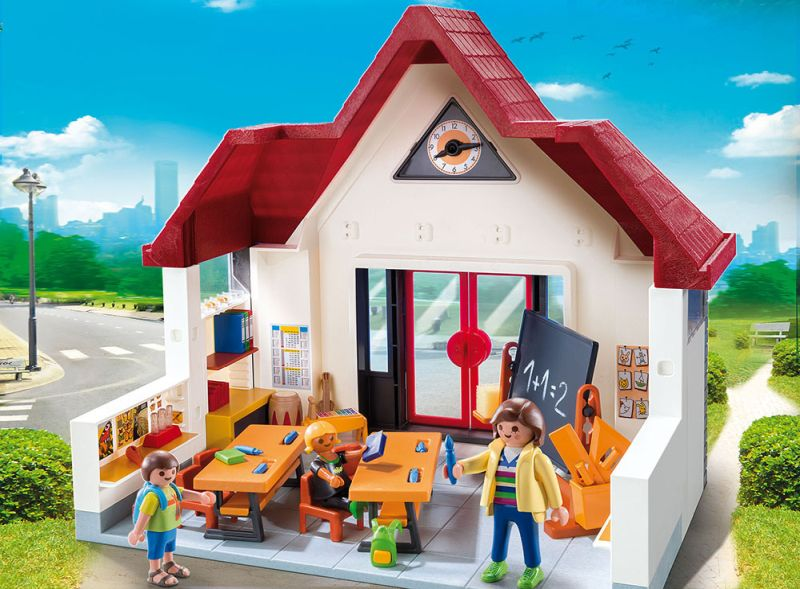 SCOALA-PM6865-Playmobil-School-1
