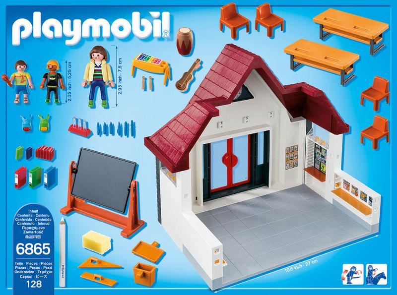 SCOALA-PM6865-Playmobil-School-2