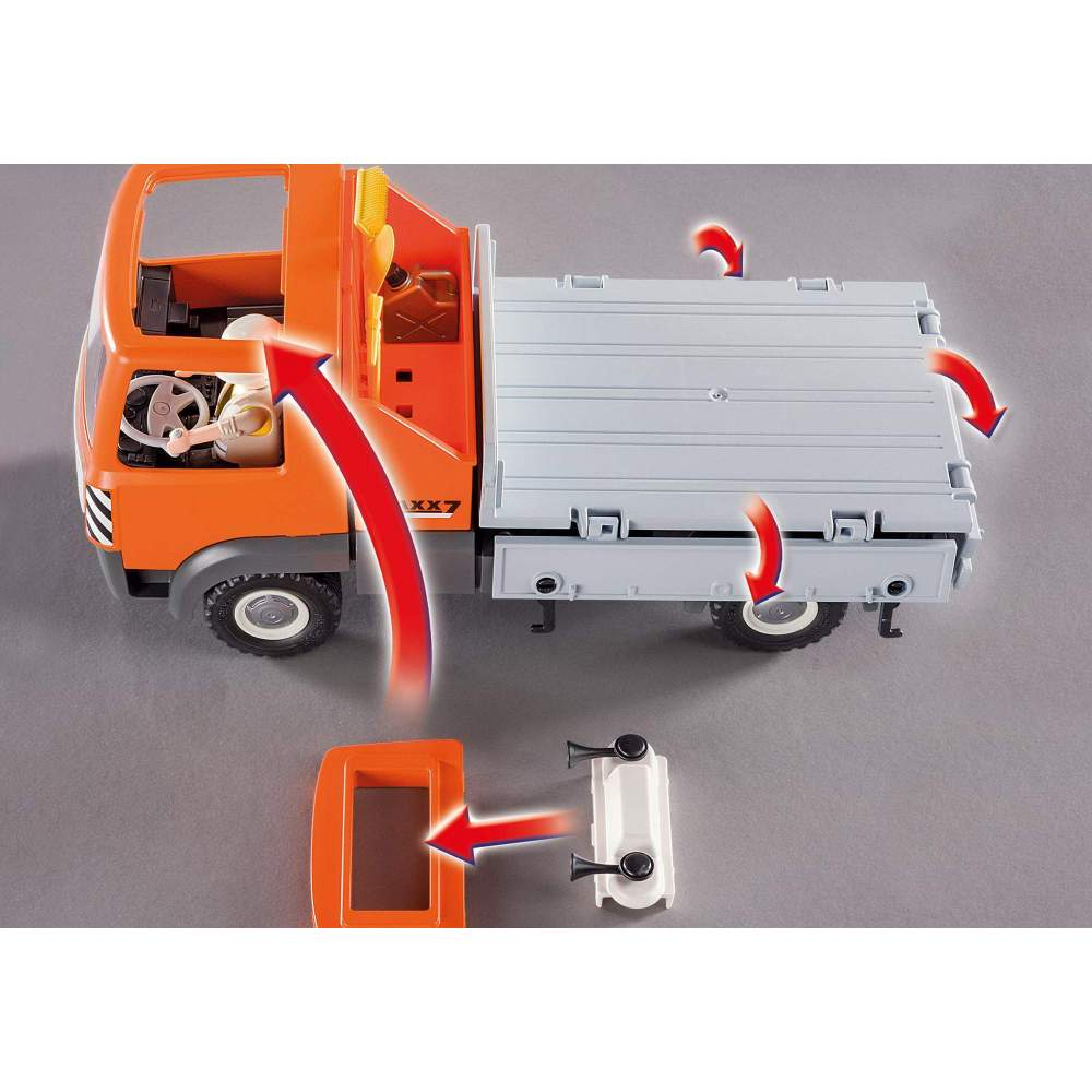Camion Playmobil City PM 6861 i3