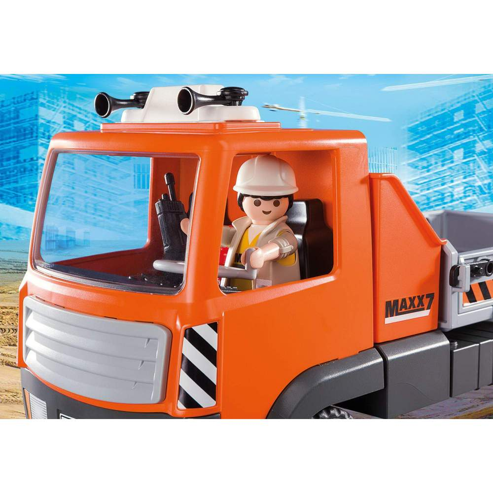 Camion Playmobil City PM 6861 i4