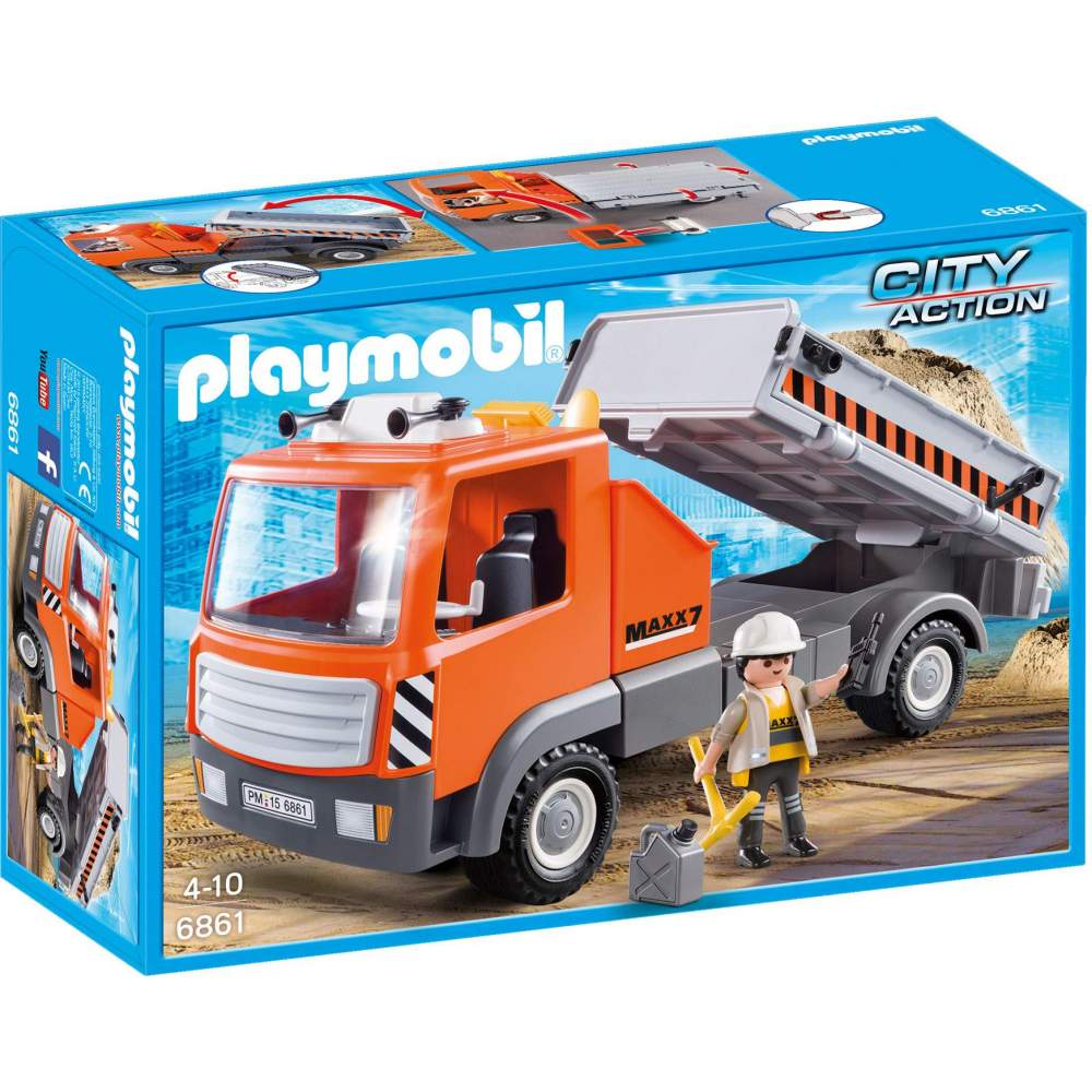 Camion Playmobil City PM 6861