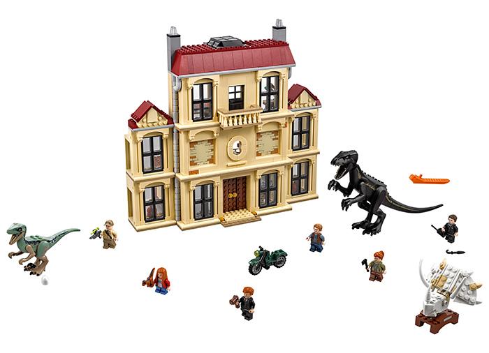 Furia-Indoraptorului-pe-mosia-Lockwood-75930-LEGO-Jurassic-World