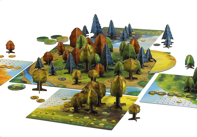 Photosynthesis joc boardgame Blue Orange 5
