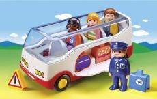 Autobuz - PLAYMOBIL 1. 2. 3. - 6773