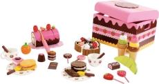 Cutia cu dulciuri
