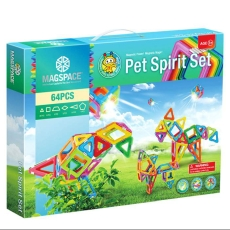3D Magspace - Pet Spirit - Animale Magice