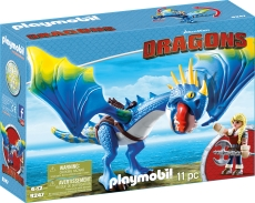 ASTRID SI STORMFLY - PLAYMOBIL Dragons - PM9247