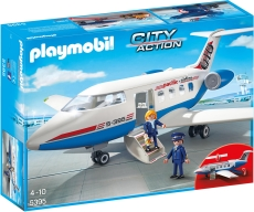 AVION DE PASAGERI - PLAYMOBIL City-Airport - PM5395