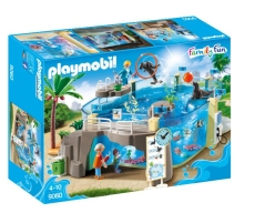 Acvariu - PLAYMOBIL Family Fun - PM9060