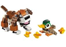 Animale din parc (31044) - LEGO Creator
