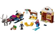Anna si Kristoff si aventura lor cu sania (41066) - LEGO Disney