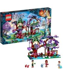 Ascunzişul din Copac al Elfilor (41075)- LEGO Elves