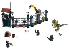 Atacul avanpostului cu Dilophosaurus (75931) - LEGO Jurassic World