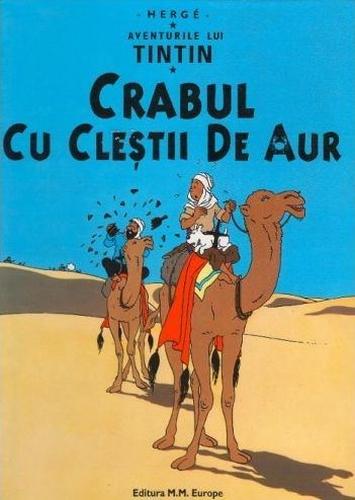 Aventurile lui Tintin - Crabul cu Cleştii de Aur