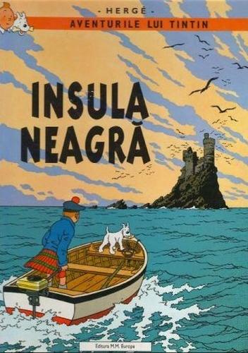 Aventurile lui Tintin - Insula Neagră