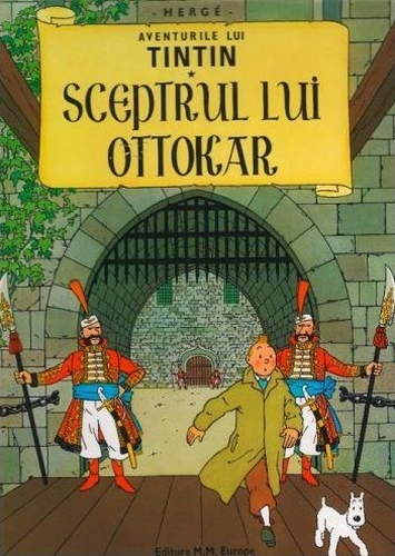 Aventurile lui Tintin - Sceptrul lui Ottokar