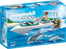 BARCA DE VITEZA - PLAYMOBIL Cruise Liner - PM6981